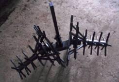 Ёжики на подшипниках для обработки картофеля