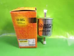 Фильтр топливный JUST Drive Nissan AD / Almera / Avenir / Caravan / Cedric / Cefiro / CUBE / Elgrand / Expert JDFC236