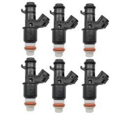 Инжекторы Honda 16450-RNA-A01 комплект 6 шт. Бесплатная доставка по РФ