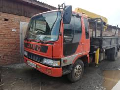 Hino Ranger. Продаётся грузовик , 6 720куб. см., 5 000кг., 4x2