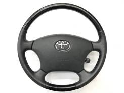 Руль. Toyota: Camry, Hilux Surf, Land Cruiser Prado, 4Runner, Highlander, Hilux, Alphard, Avensis Verso, Estima, Hilux / 4Runner, Ipsum, Land Cruiser...