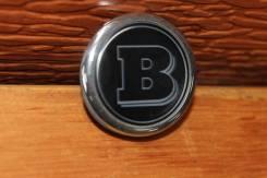 "Эмблема ""Brabus"" Mercedes S-Class W220 W140"