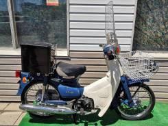 Honda Super Cub 50, 2009