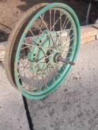 Продам обод колеса с осью на Урал.
