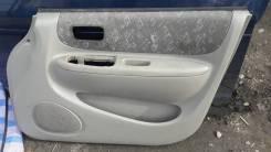 Обшивка двери передняя правая Toyota Spacio AE111
