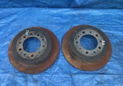 Задние тормозные диски для Тойота Тундра 07-13