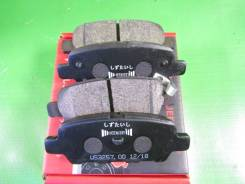 Колодки тормозные задние JEENICE NISSAN Qashqai(J10) 07>/Teana 08>/TIIDA 07>/ Murano 05>/X-Trail(T30/T31) 01>/, RENAULT Koleos 08>, INFINITY FX35/FX45...