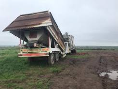 Продам бетонный завод (БСУ, БРУ) 2012 года, производительность 50 кубов