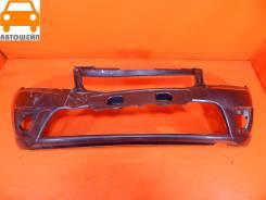 Бампер передний Lada Granta 2011-2018 оригинал, вмятина