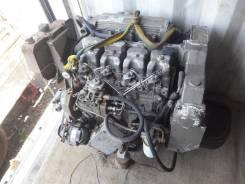 Двигатель дизельный в сборе для катера или шхуны, дизель.