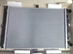 Радиатор охлаждения двигателя. Лада: 2108, 2113 Самара, 2109, 21099, 2114 Самара, 2115 Самара BAZ2108, BAZ21080, BAZ21081, BAZ21083, BAZ21084, BAZ415...