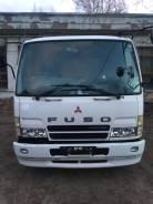 Продам Mitsubishi Fuso. Кабина, двс, балка, рессоры.