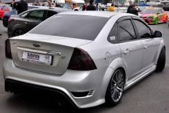 Задний бампер RS Ford Focus 2 Седан