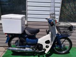 Honda Super Cub 50, 2013