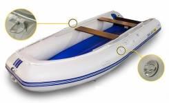 Лодка надувная моторная Solar-470 JET Стрела ТОН