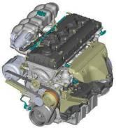 Двигатель в сборе. УАЗ Патриот, 3163 УАЗ Симбир, 3162. Под заказ