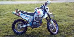 Yamaha TT-R 250 Raid, 1998