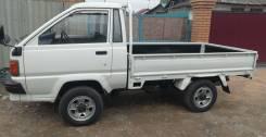 Toyota Town Ace. 4WD, борт 1 тонна, 1 800куб. см., 1 000кг., 4x4