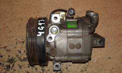 Компрессор кондиционера, Mitsubishi Pajero IO, Pajero Pinin, H71W, H76W
