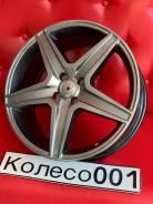 Новые литые диски аля AMG 18 4/100 804