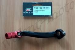 Лапка переключения передач Zeta Forged Shift Lever KX450F 09- ZE90-4122 Черно красный