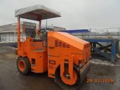 Kubota. Дорожный каток ЗДМ DM-03VС