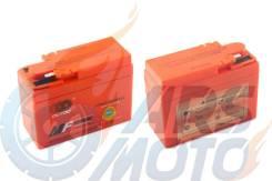 АКБ 12V 2,3А гелевый, Honda (115x49x86, оранжевый, mod: YTR4A-BS) Outdo