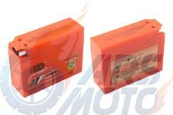 АКБ 12V 2,3А гелевый, Suzuki (113x39x89, оранжевый, mod: YT4B-5) Outdo