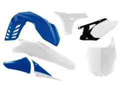 Комплект пластика R-Tech Yamaha YZF450 10-13 сине-белый R-KITYZF-BL0-611