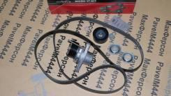 Комплект Gates приводной ремень и ролики Renault Lada Nissan K4M K7M