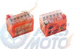 АКБ 12V 4А гелевый (112x68x85, оранжевый, mod: YTX4L-BS) Outdo