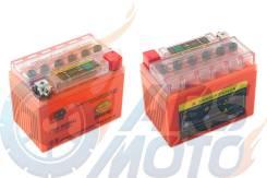 АКБ 12V 4А гелевый (114x71x88, оранжевый, с индикатором заряда) Outdo