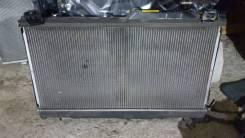 Радиатор охлаждения двигателя. Subaru: Legacy, Outback, Impreza, XV, Legacy B4 EJ203, EJ204, EJ20C, EJ253, EJ202, EJ252, EJ16A, FB16, FB20