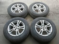 Диски R16 5х114.3 с резиной Bridgestone 215/70 R16