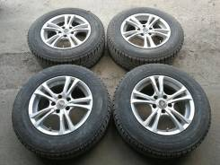 "Диски R16 5х114.3 с резиной Bridgestone 215/70 R16. 7.0x16"" 5x114.30 ET38"
