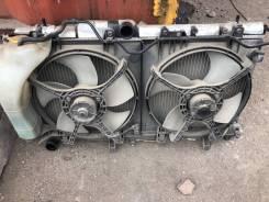 Радиатор охлаждения двигателя. Subaru Legacy, BE5, BE9, BES, BH5, BH9, BHC, BHE Subaru Legacy B4, BE5, BE9, BES Двигатели: EJ20, EJ201, EJ25, EJ251, E...