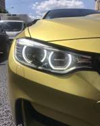 Передние фары full LED adaptive на BMW M4/M3 (F32, F33, F36)