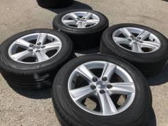 """R16 диски Toyota + 215/60R16 протектор 90-95% (ЛЕТО) KO20.8. 7.0x16"""" 5x114.30 ET40"""