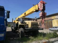 Галичанин КС-55713-3. Автокран 25 тн на шасси Урал