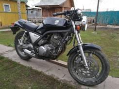 Yamaha SRX 600, 1987