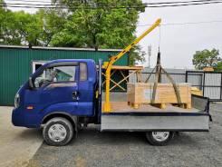 Kia Bongo. Продаётся lll .2013г.4WD, 2 500куб. см., 1 000кг., 4x4