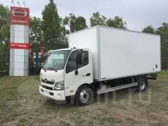 Hino. Хино 300 Фургон Изотермический, 4 009куб. см., 4 200кг., 4x2