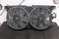 Вентилятор радиатора кондиционера Mercedes-Benz ML W163 (MB Garage)