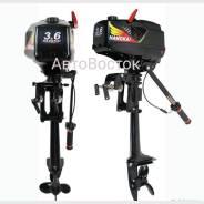 Лодочный мотор HangKai 3,6 л. с. 4-х тактный