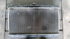 Радиатор охлаждения двигателя. Nissan Wingroad, WFY11 QG15DE