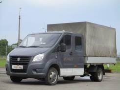 ГАЗ ГАЗель Next. ГАЗель NEXT бортовой фургон, 2 776куб. см., 1 230кг., 4x2