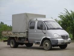 ГАЗ 3310. Валдай бортовой фургон, 3 760куб. см., 3 600кг., 4x2