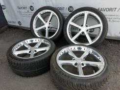 Литые диски Spencer на шинах Kumho 265/35R18 235/40/18