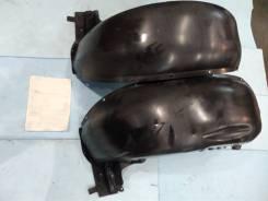 Подкрылки задние левый, правый. комплект