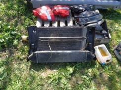 Радиатор охлаждения двигателя. Volvo: V70, XC70, V60, XC60, S60, S80 D5244T12, D5244T5, D4204T5, D5244T11, D5244T15, D5204T3, D5204T2, D5244T4, B5254T...